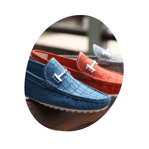 Exotic Crocodile Skin Hermes Loafers